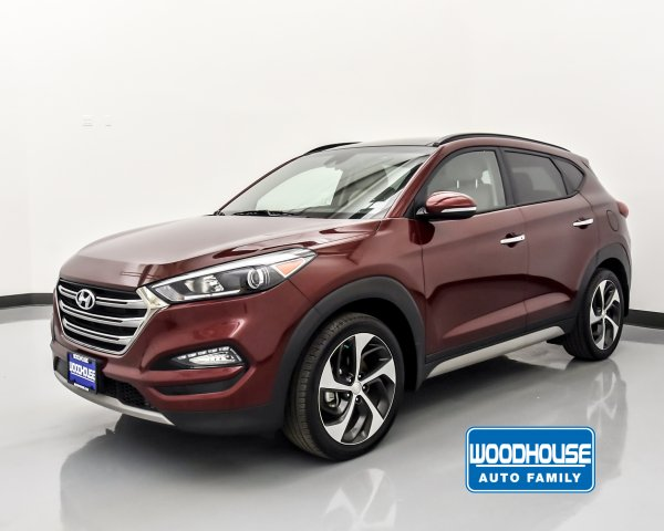Woodhouse Hyundai Omaha >> Pre Owned 2017 Hyundai Tucson Limited