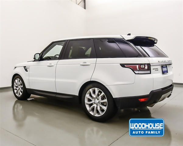 Pre-Owned 2016 Land Rover Range Rover Sport HSE