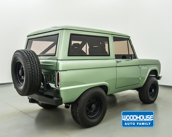 Pre-Owned 1966 Ford BRONCO Classic