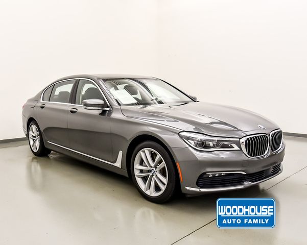 Pre Owned 2016 Bmw 750 750i Xdrive