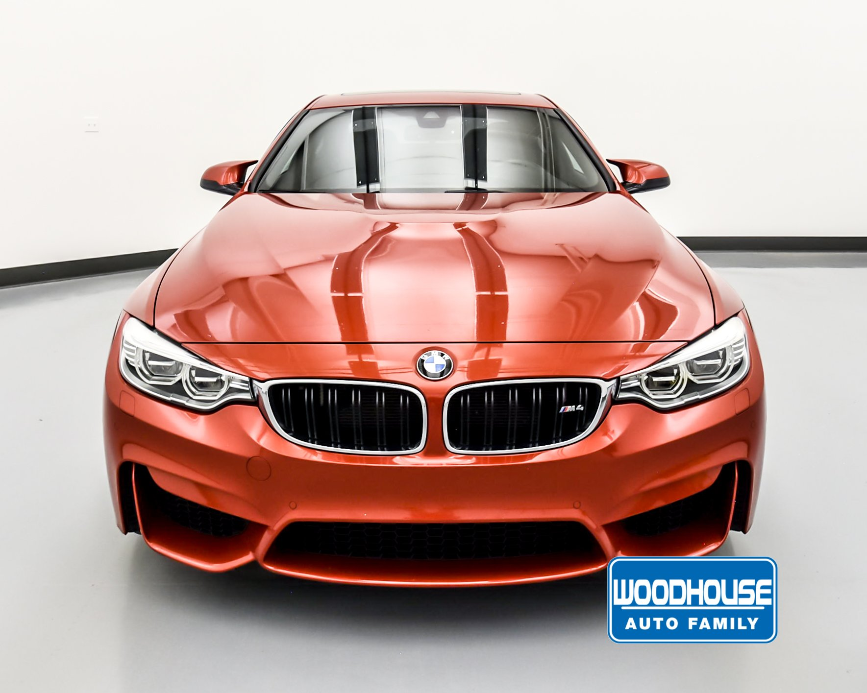 Pre-Owned 2015 BMW M4