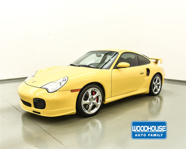 Pre Owned 2002 Porsche 911 Turbo Coupe In Omaha A4006 Porsche Omaha