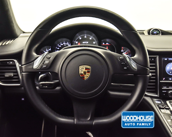 Certified Pre-Owned 2014 Porsche Panamera GTS