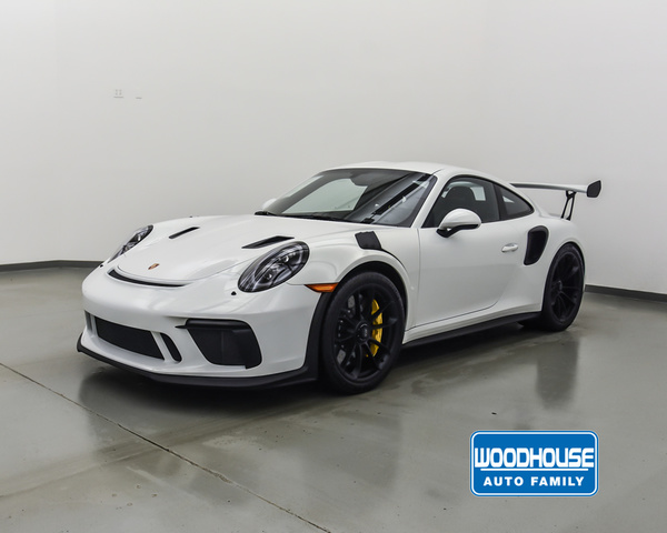 Certified Pre-Owned 2019 Porsche 911 Gt3 Rs