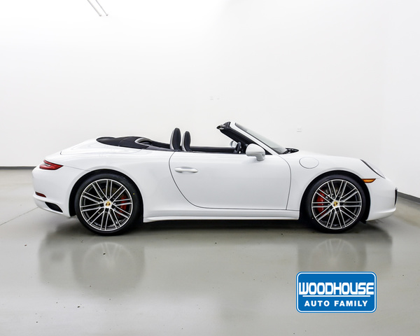 New 2019 Porsche 911 Carrera C4s