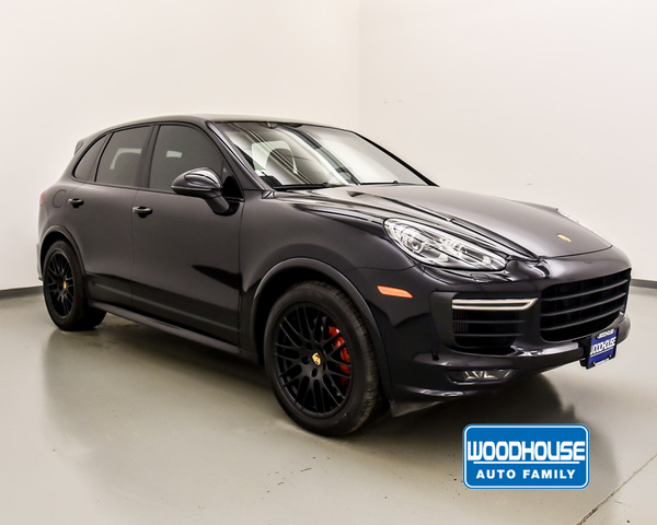 Pre-Owned 2016 Porsche Cayenne GTS