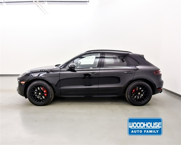 Certified Pre-Owned 2017 Porsche Macan GTS AWD