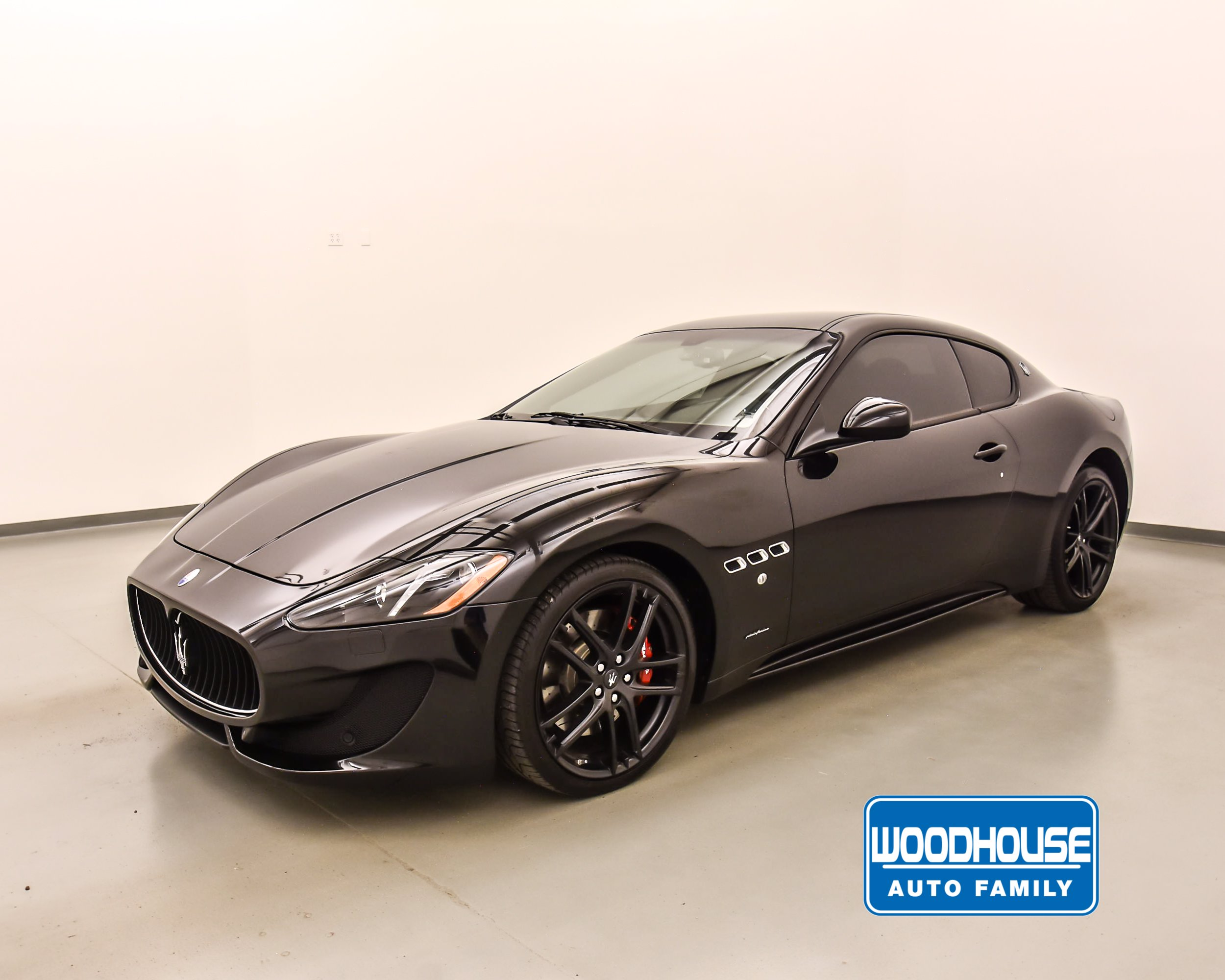 Performance Ford Omaha >> Pre Owned 2017 Maserati Granturismo Sport