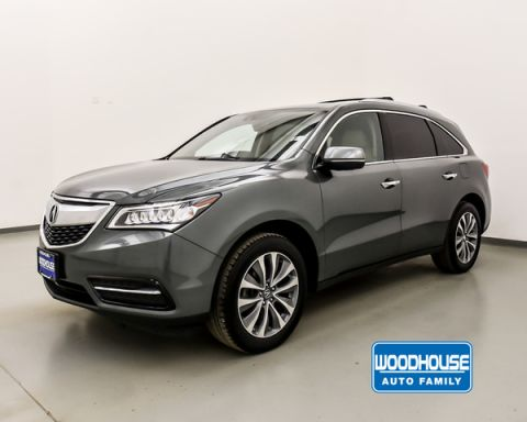 Pre-Owned 2014 Acura MDX Sh Tech Pkg