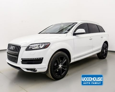 Pre-Owned 2015 Audi Q7 Premium Plus 4x4