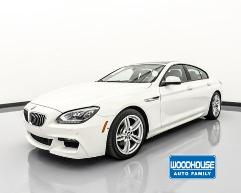 Pre-Owned 2015 BMW 640 Gran Coupe 640i Xdrive G