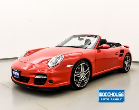 Pre-Owned 2009 Porsche 911 Turbo
